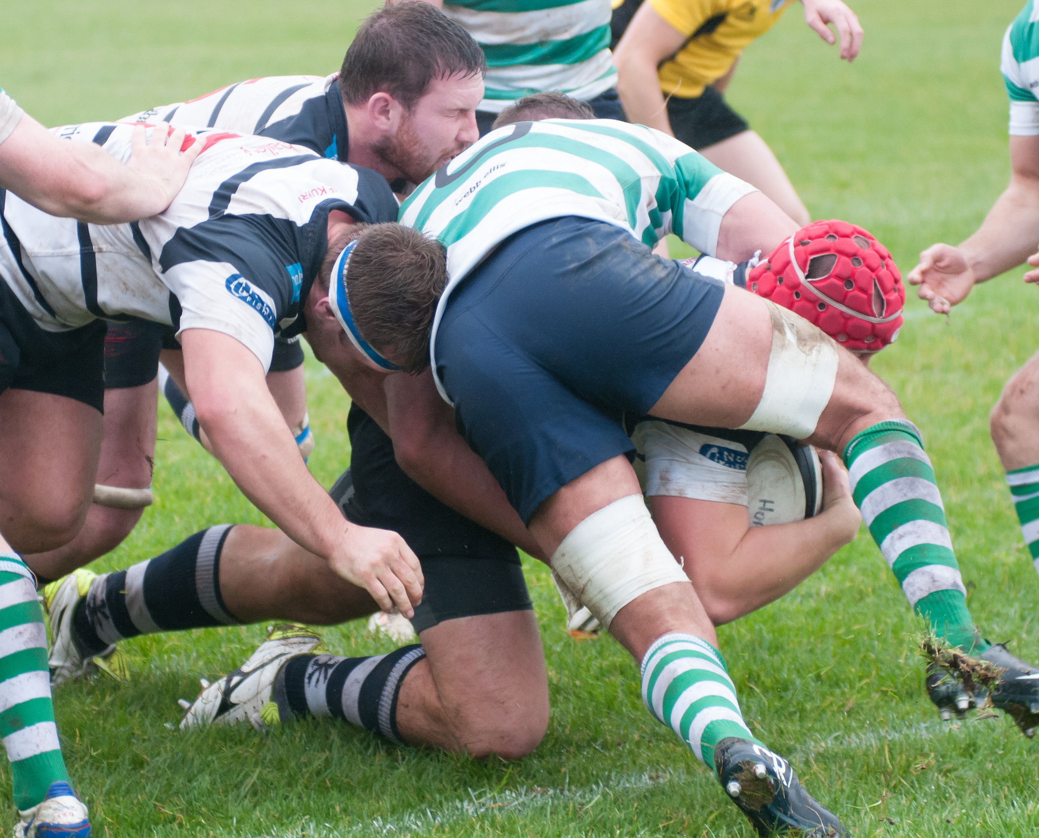 Hoppers vs South Leicester