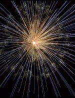 Preston Grasshoppers fireworks
