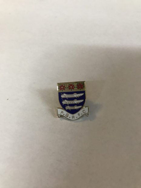 Hoppers Pin Badge